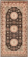 Antique Khotan Rug 42514 Color Antique Khotan Oriental Carpets 40991