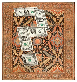 What makes the Persian Antique Rugs so valuable