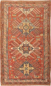 antique sumak rug 42575 nazmiyal Antique Oriental Rugs   The History