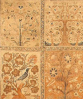 Antique Rug Symbols