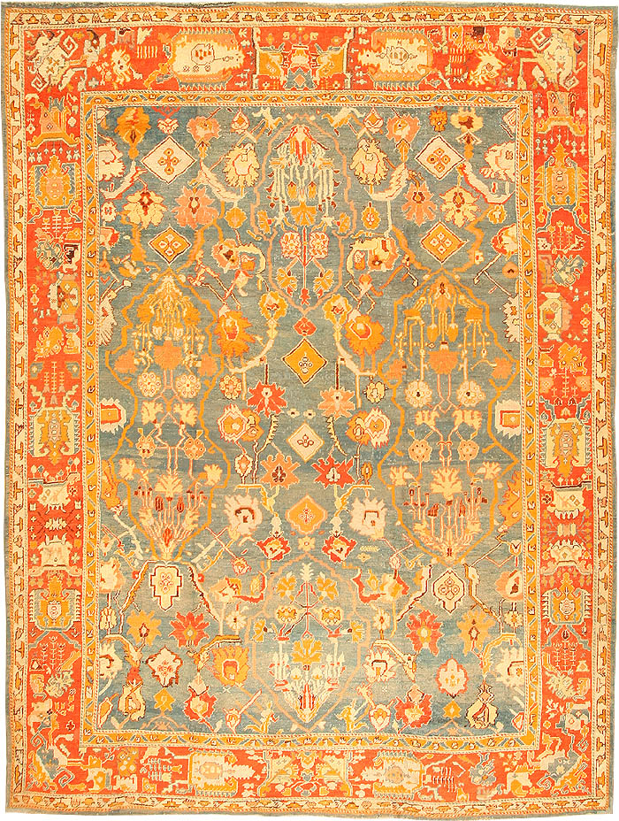 420781 Luxury Rugs and Fine Antique Carpets