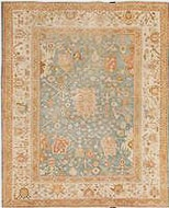 Antique Turkish Oushak Rugs nazmiyal1 Antique Rug Styles And Designs