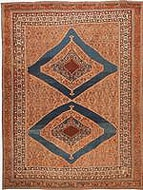 Antique Afshar Rugs