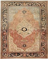 antique sarouk farahan rugs nazmiyal Antique Rug Styles And Designs
