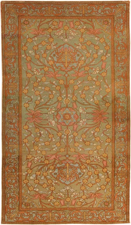 antique Bezelel isreal rug 85141 Luxury Rugs and Fine Antique Carpets
