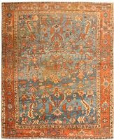 t antique backshaish persian rug 437121 Antique Persian Heriz Serapi Carpet 47457