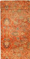 Antique Kashan Persian Rug 2851 Color Details - By Nazmiyal