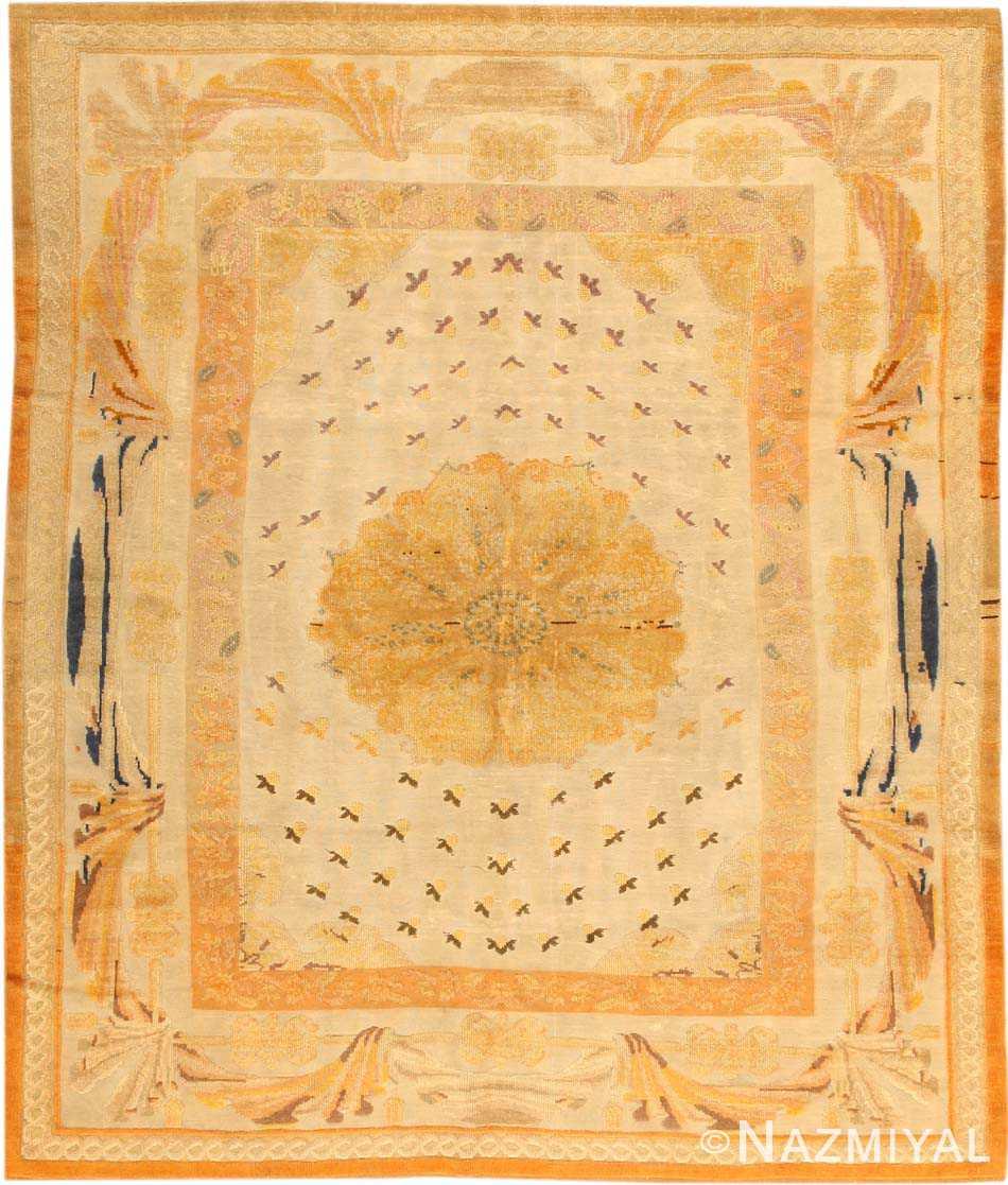 Antique Ukrainian Rug 43181