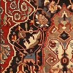 Antique Farahan Persian Rug 41555 Thumbnail - By Nazmiyal