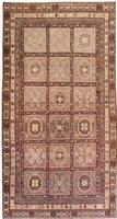 Antique Khotan Oriental Rug #44543 Color Details - By Nazmiyal