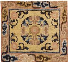 Antique Chinese Oriental Carpets 44848 Color Details - By Nazmiyal