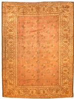Antique Irish Rug 909 Color Details - By Nazmiyal