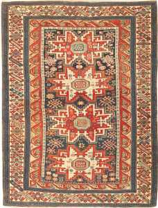 Caucasian Rugs by Nazmiyal