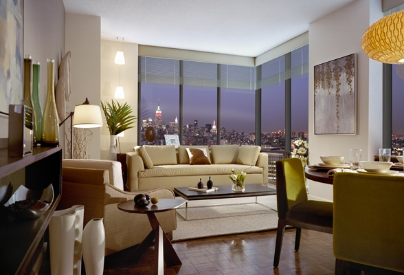 New York Apartment Interior