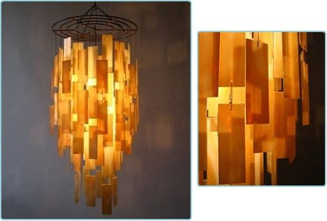 Eco-friendly Modern Drop Chandelier