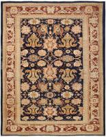 Antique Sultanabad Rug 46191 Color Detail - By Nazmiyal