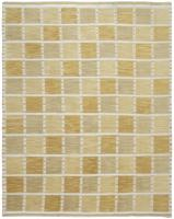 color 46748 Vintage Green Background Scandinavian Carpet by Marta Maas 47515