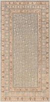 antique khotan rug from east turkestan 46703 color Antique Khotan Oriental Carpets 40991