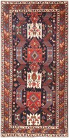 Antique Caucasian Kazak Rug 47070 Nazmiyal - By Nazmiyal