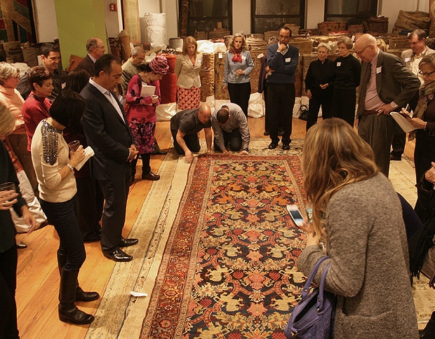 Antique Carpet Educational Seminar