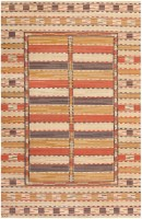 vintage scandinavian rug by marta maas 46954 color Swedish Pile Carpet by Marta Maas 47289