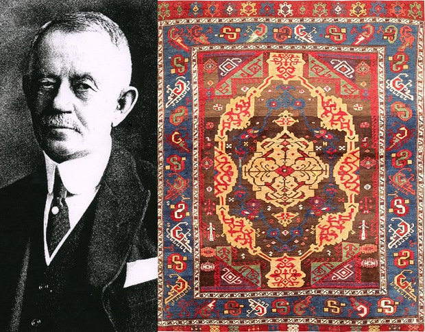 James Ballard Rug Nazmiyal