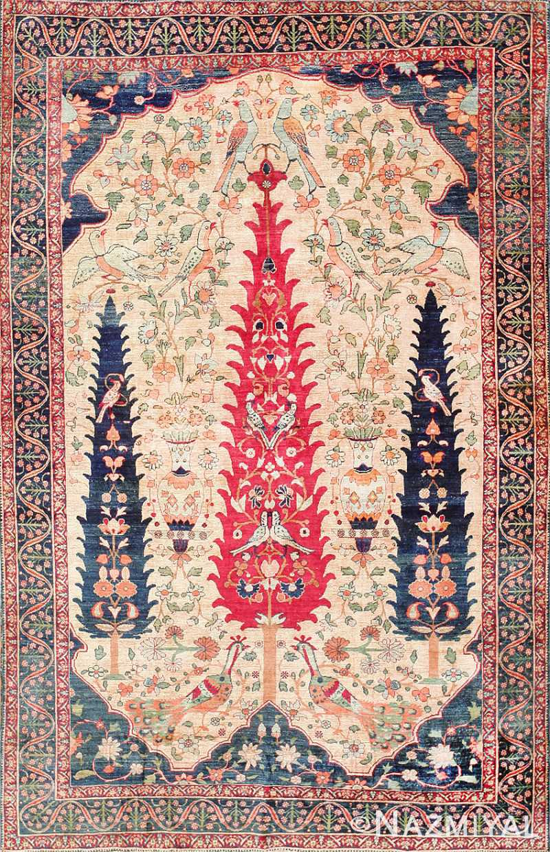 Antique Rugs Origins By The Nazmiyal Collection
