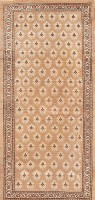 Antique Persian Bakshaish Rug 47635 Color Detail - By Nazmiyal