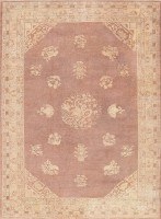 Large antique Khotan Rug #46917 Color Detail - By Nazmiyal