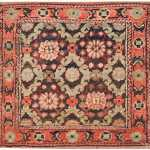 Antique Silk and Cotton Agra Oriental Rugs 41163 Thumbnail - By Nazmiyal