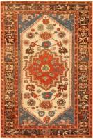 Antique Persian Bakshaish Rug 46542 Color Detail - By Nazmiyal