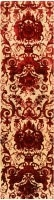 Antique Silk Velvet Textile from India 41491 Color Detail - By Nazmiyal