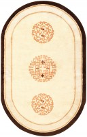 Chinese Art Deco Rug 48013 Color Detail - By Nazmiyal